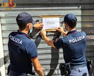 Coronavirus, bar di Caltanissetta non espone avviso con numero persone ammesse: titolare sanzionato dalla polizia