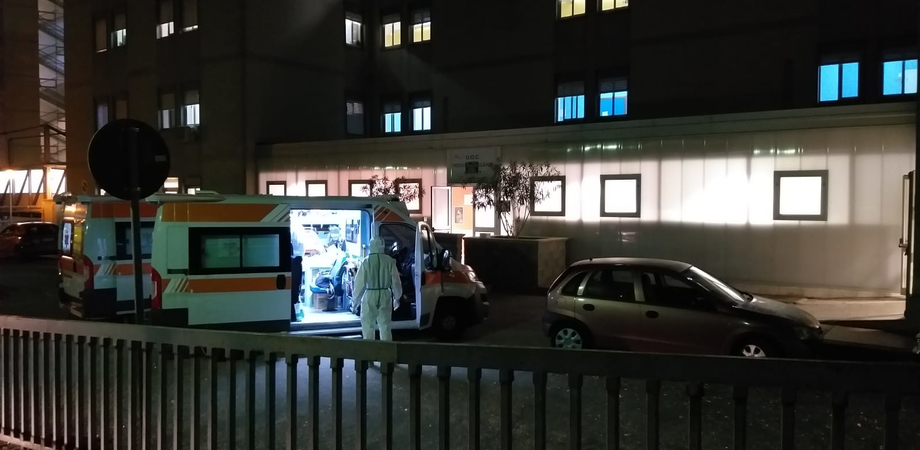 Coronavirus, attivata la Rsa di via Luigi Monaco: in corso il trasferimento dei pazienti