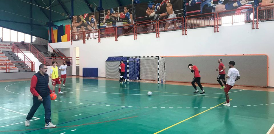 Amara sconfitta per la Pro Nissa Futsal, i giallorossi subiscono un perentorio 7 a 1 dai padroni di casa dell'Ispica
