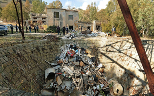 Caltanissetta, Italia Nostra Sicilia denuncia lo scandaloso stato dei luoghi dell'ex Miniera Trabonella