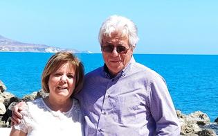 Antonio e Silvana festeggiano 50 anni d'amore tra gioie e dolori, nozze d'oro per una coppia di Caltanissetta