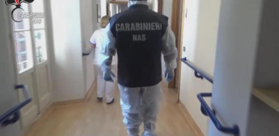 Posti letto Covid-19: il Ministero della Salute invia Nas e personale tecnico in Sicilia