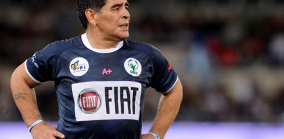 E' morto all'età di 60 anni Diego Armando Maradona