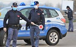 Obbligo di catene a bordo: i consigli della Polizia Stradale di Caltanissetta per chi si mette alla guida