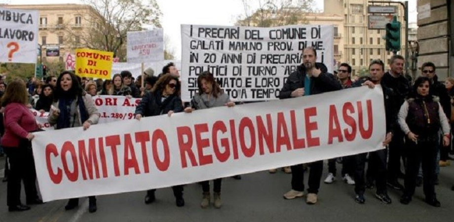 Stabilizzazione dei precari in Sicilia, via libera dalla Consulta: sono circa 10 mila tra Asu ed ex Lsu