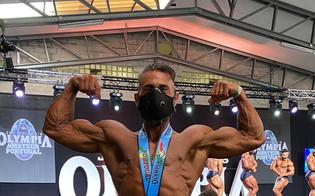Bodybuilding, un militare di Butera parteciperà ai mondiali di Las Vegas. Il sindaco: