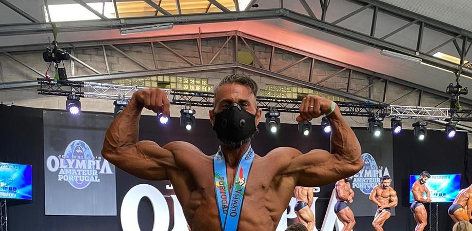"""Bodybuilding, un militare di Butera parteciperà ai mondiali di Las Vegas. Il sindaco: """"Pippo è un esempio per molti giovani"""""""
