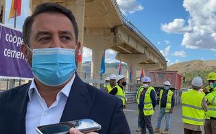 SS 640 Agrigento-Caltanissetta, domani aprirà un nuovo tratto di strada: interverrà anche Cancelleri