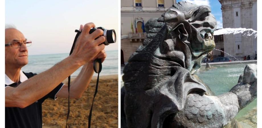 """Con la foto """"Fontana Tripisciano"""" il prof nisseno Salvatore Amico ottiene un nuovo riconoscimento al Premio Chiaravalle"""