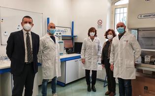 Il laboratorio analisi acque potabili di Caltaqua ottiene l'accreditamento