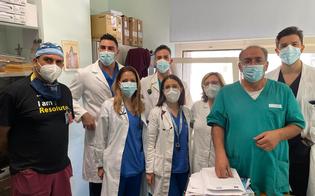 Caltanissetta, al reparto di Cardiologia impiantato un innovativo defibrillatore: trasmetterà i dati del paziente tramite una App