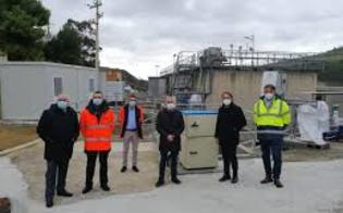 Butera, entra in funzione il depuratore di contrada Fiumicello: ha unacapacità di serviziopercirca 6mila abitanti