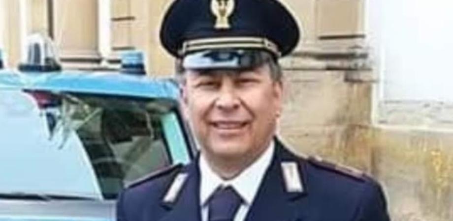 Questura di Caltanissetta, dopo 37 anni di servizio il sovrintendente capo Salvatore Emma va in pensione