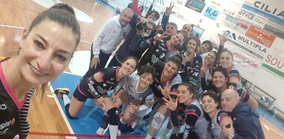 Volley, campionato di B2: esordio vincente a Comiso per l'Albaverde Caltanissetta