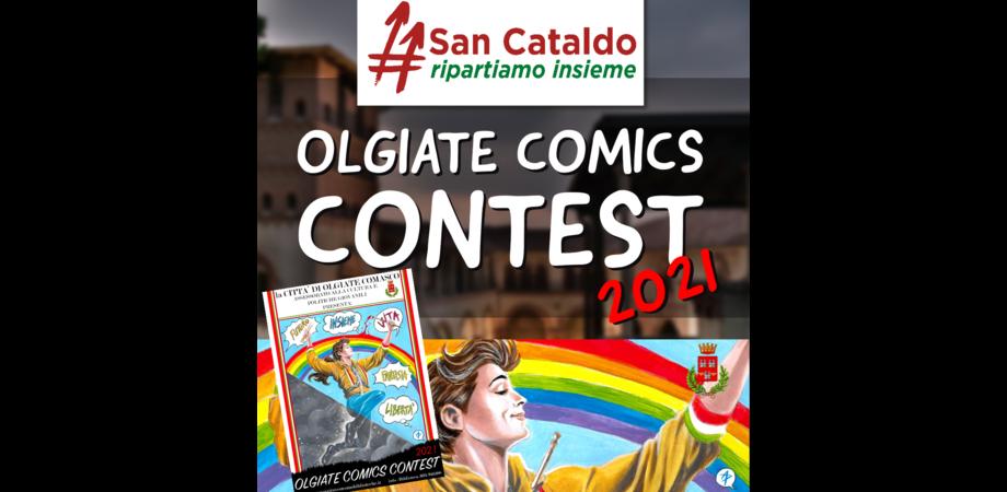 """""""San Cataldo ripartiamo insieme"""" stringe rapporti culturali con la città gemellata di Olgiate Comasco"""