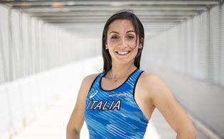 Alice Mangione, la velocista niscemese sogna le Olimpiadi di Tokyo: