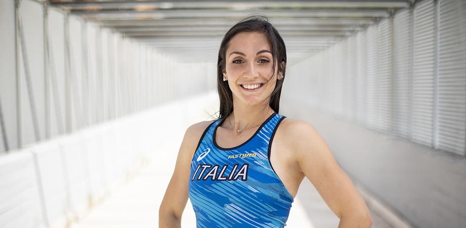 """Alice Mangione, la velocista niscemese sogna le Olimpiadi di Tokyo: """"Correre mi rende libera"""""""