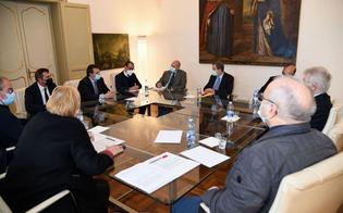Sviluppo, Musumeci incontra vertici Camere di commercio: un progetto comune per l'Isola