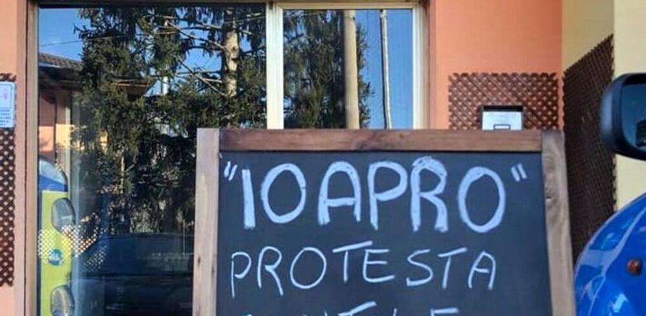 Ristoratori in rivolta anche a Caltanissetta ed Enna: aderiscono alla manifestazione #Ioapro1501