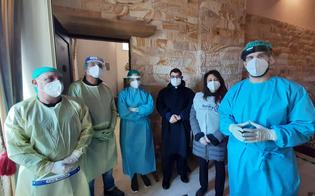 Coronavirus, a Caltanissetta screening gratuito per oltre 200 cittadini: ad organizzarlo il Rotary Club