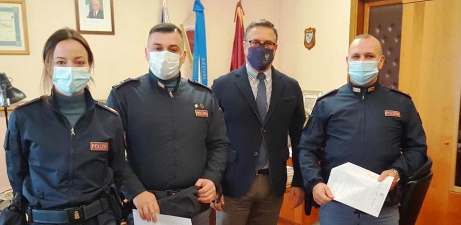 Caltanissetta, tre malviventi arrestati dopo una sparatoria: promossi i poliziotti Spagnolo e Salute