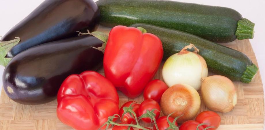 Con il maltempo volano i prezzi di peperoni, melanzane e zucchine