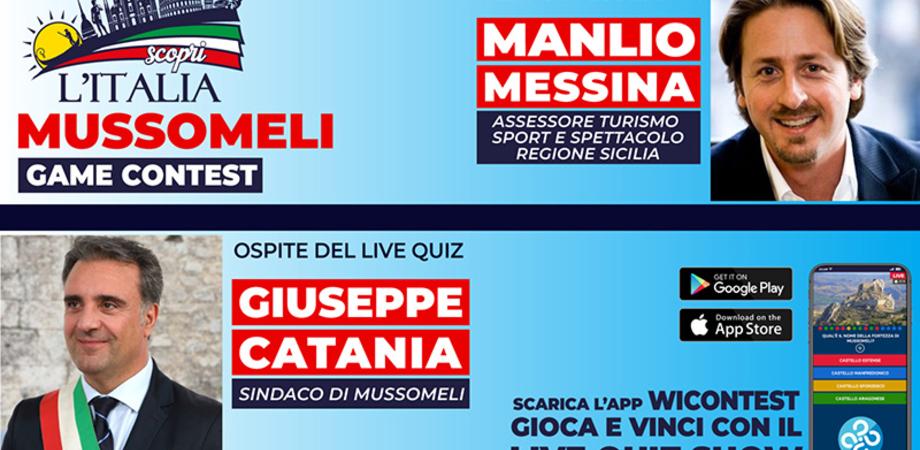 Scopri l'Italia, Game Contest dedicato a Mussomeli: sfida a colpi di quiz per promuovere il territorio