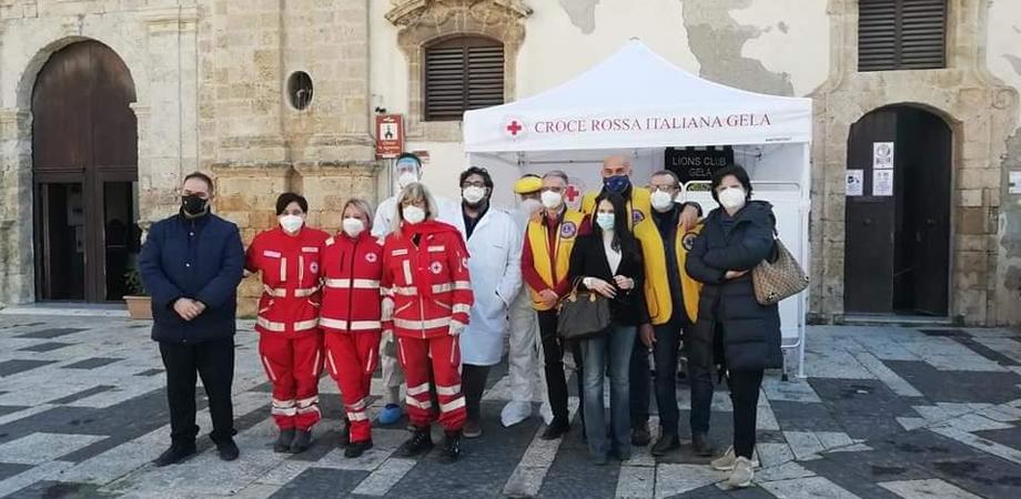 """""""Un tampone per tutti"""", screening gratuiti a Gela in occasione della Giornata del Malato"""