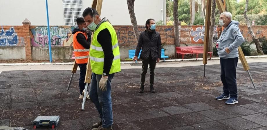 Gela, nuovi polmoni verdi e inclusivi: al via i lavori nei parchi di Macchitella e via Venezia