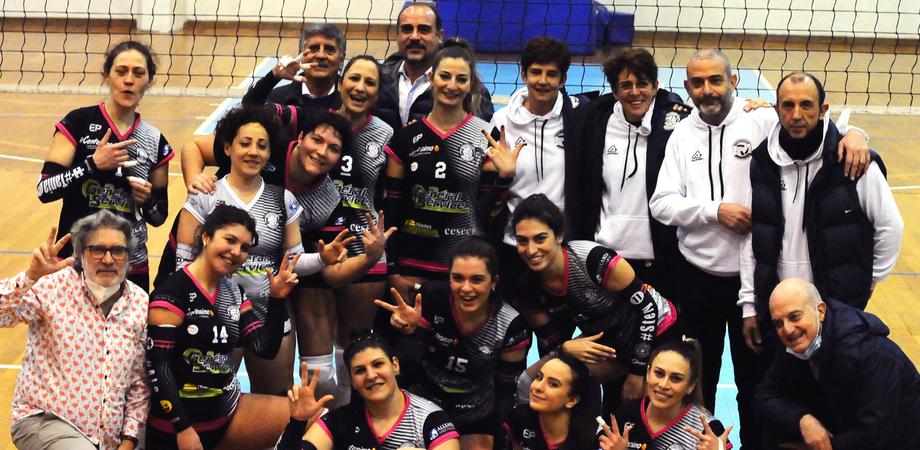 Albaverde Volley, dopo la vittoria a Caltanissetta sul Palermo mercoledì di nuovo in campo contro il Comiso