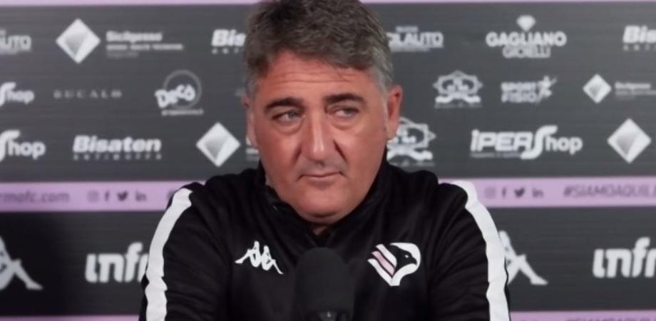 Esonerato dal Palermo l'allenatore gelese Boscaglia: decisione della dirigenza dopo il secondo ko consecutivo