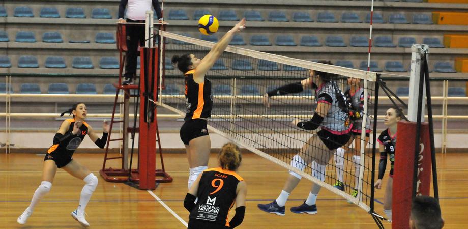 Albaverde Volley, prima sconfitta stagionale: la squadra nissena si piega al Nigithor Santo Stefano di Camastra
