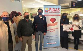 Donazione del sangue, Fidas Caltanissetta e Etnos insieme: ai donatori un buono per degustare un gelato