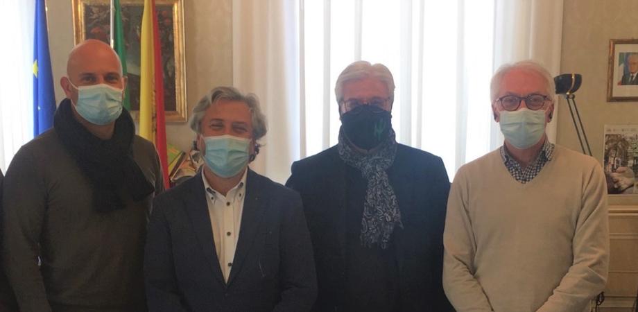 La Nissa Rugby a Palazzo del Carmine: sinergia proficua e progetti in cantiere per Caltanissetta