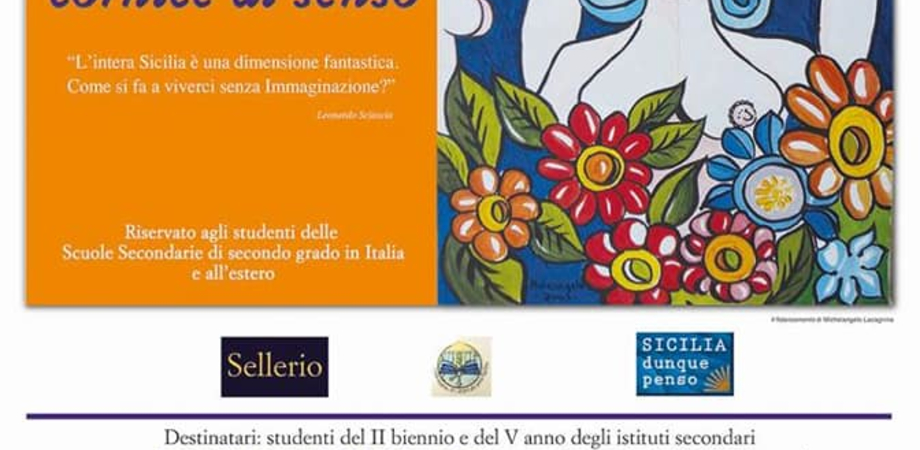"""""""Sicilia, cornice di senso"""", al via al Ruggero Settimo di Caltanissetta la quinta edizione del concorso letterario"""
