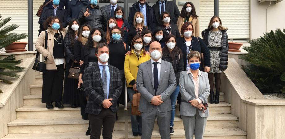Firma del contratto per 23 dipendenti dell'Asp di Caltanissetta: tra questi anche 8 dirigenti medici