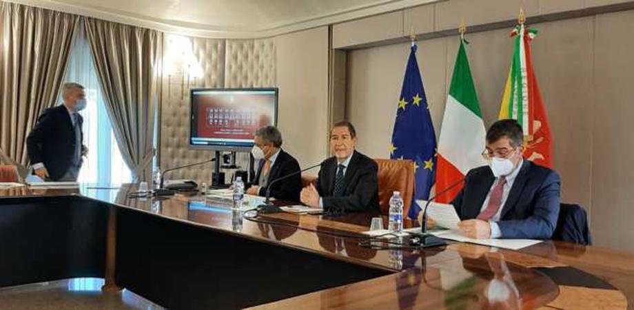 """Covid, Musumeci: """"Buoni i dati in Sicilia, chiederò la zona gialla"""""""