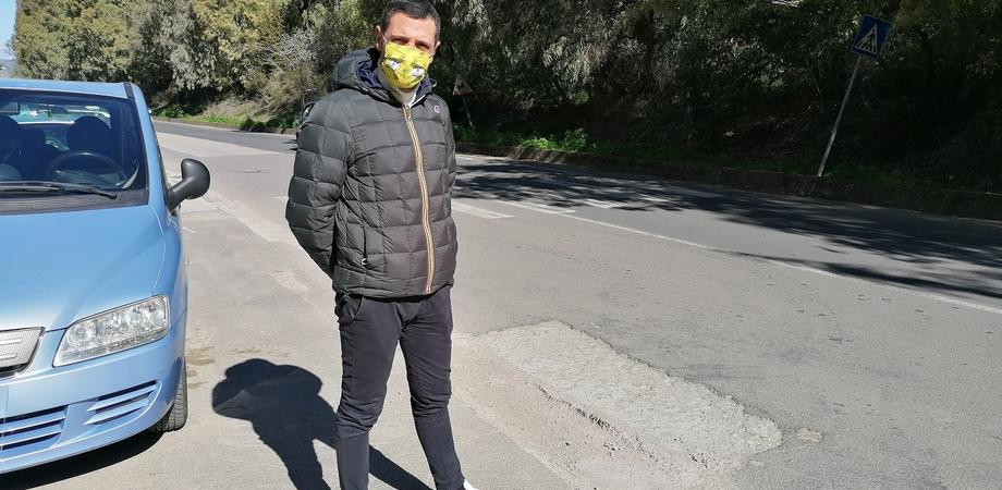 """Caltanissetta, Aiello (Lega): """"Il Comune vigili su chi manomette le strade e non ripristina l'asfalto"""""""