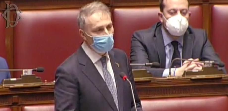 """Governo, l'onorevole Pagano vota la fiducia a Draghi: """"La pandemia ha amplificato divario tra Nord e Sud e le fragilità giovanili"""""""