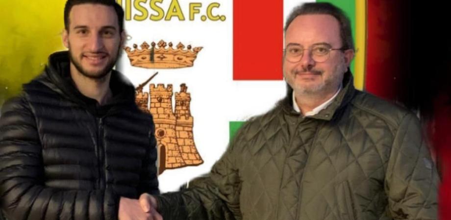 Calcio, nuovo acquisto per la Nissa: arriva il difensore Riccardo Priola