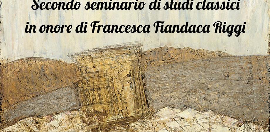 """Caltanissetta, il liceo """"Ruggero Settimo"""" ricorda la professoressa Fiandaca con un seminario di studi classici"""