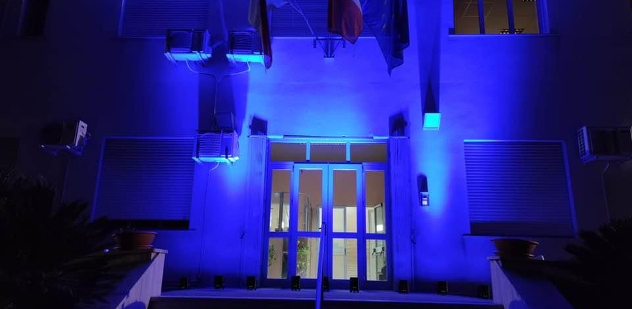 Giornata mondiale sull'autismo, gli edifici dell'Asp di Caltanissetta e Gela si tingeranno di blu