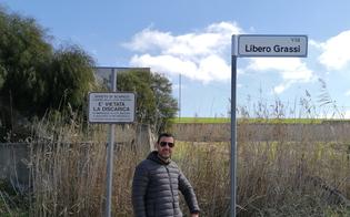 Discarica a cielo aperto a Caltanissetta in via Libero Grassi. Aiello (Lega):