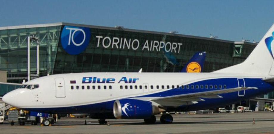 Blue Air aumenta i voli Palermo-Torino: la compagnia aerea effettuerà altri quattro collegamenti settimanali