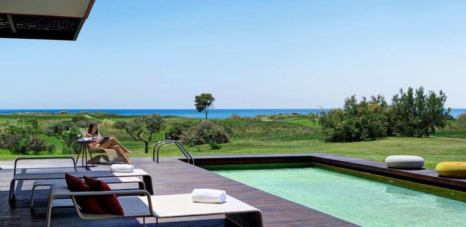 """Lusso e relax, a Sciacca aprono le """"Private Villas"""" del Rocco Forte Verdura Resort"""