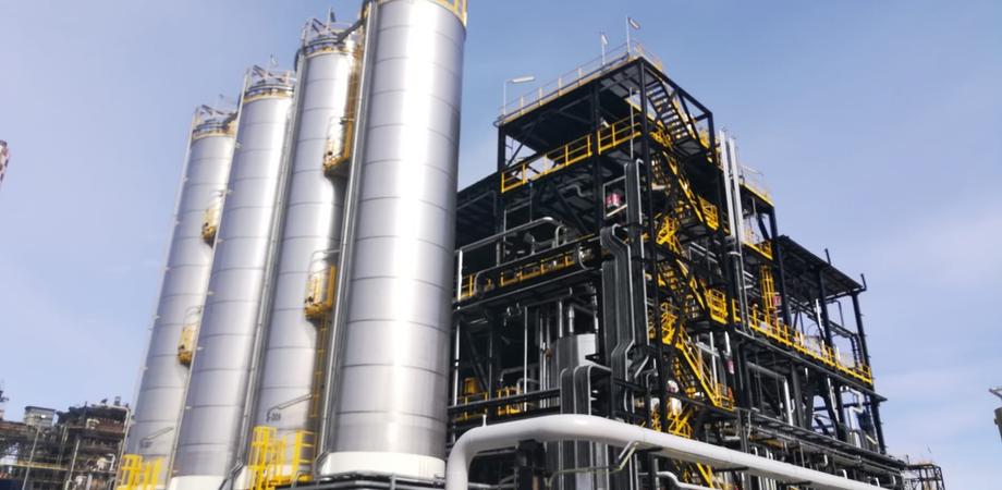 Eni, a Gela avviato l'impianto per il trattamento delle biomasse: utilizza materie prime di scarto