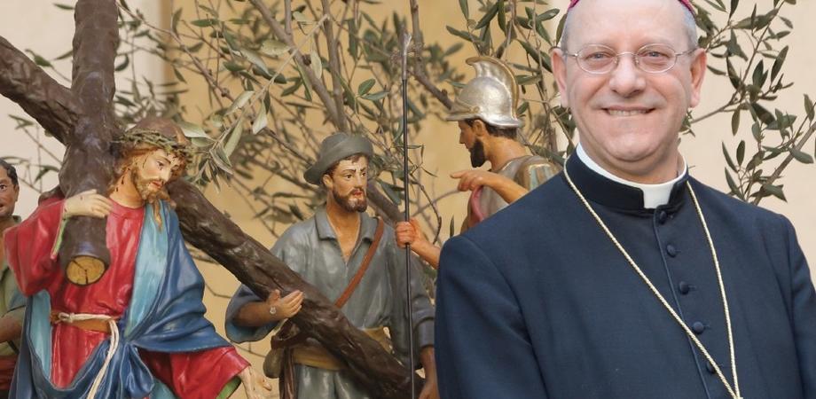 Caltanissetta, una via Crucis on line per i bambini: il Vescovo Mario Russotto commenta Le Varicedde