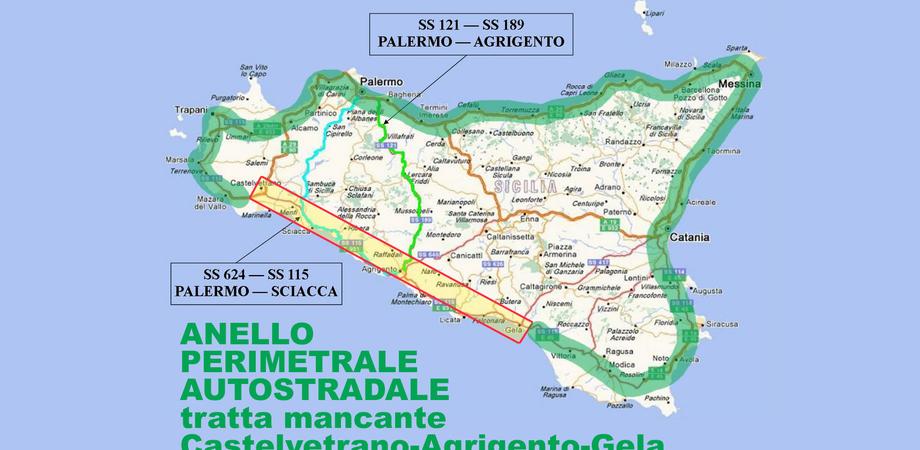 Autostrada Castelvetrano-Gela, Catanzaro (Pd): grave esclusione da Recovery Plan