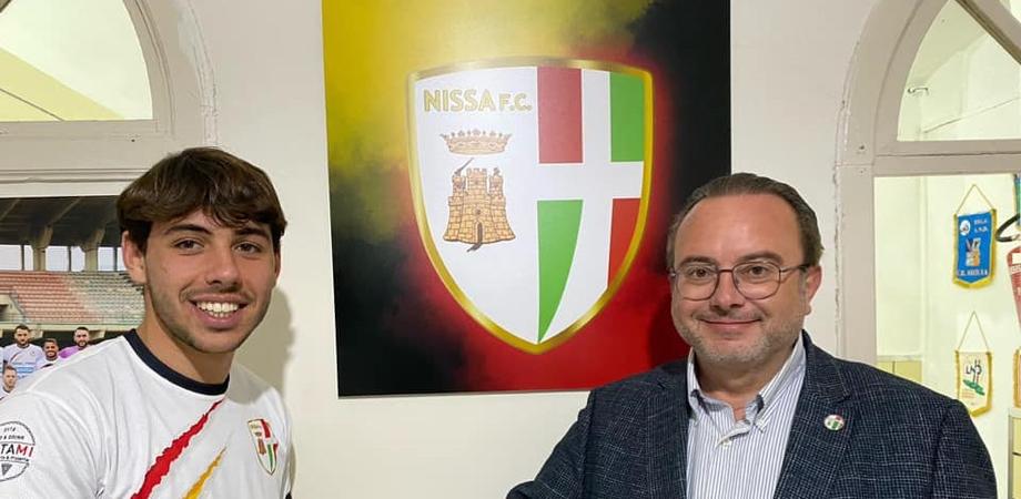Arriva a Caltanissetta un talento dalla serie D: il gelese Mattia Retucci sarà un giocatore della Nissa