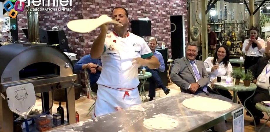 """Tv, il maestro pizzaiolo gelese Danilo Pagano giudice del programma """"Pizza Talent Show"""""""